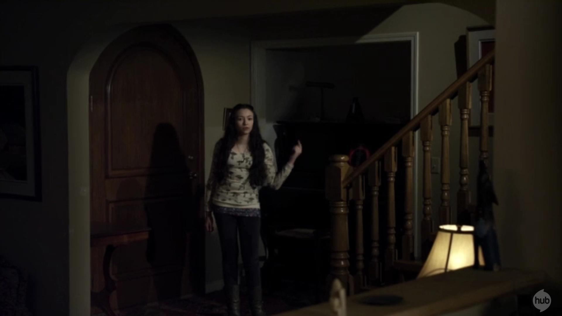 The haunting hour the series screencaps jodelle haunting hour